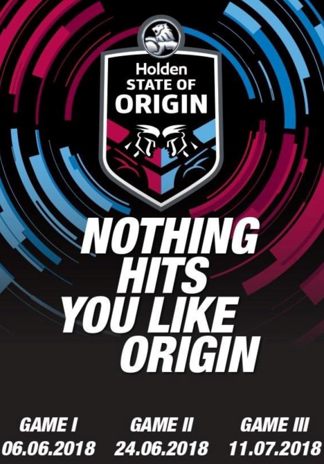 2018 State of Origin